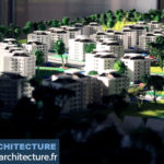 Maquettes projets immobiliers