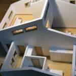 Maquette architecturale démontable - Maison (10)
