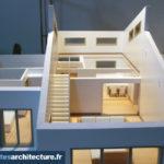 Maquette architecturale démontable - Maison (11)