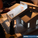 Maquette architecturale démontable - Maison (13)