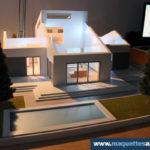 Maquette architecturale démontable - Maison (14)