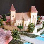 L'église médiévale Valea Viilor