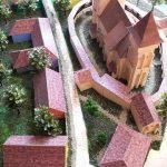 Maquettes d'archéologie Transylvanie