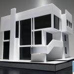 maquette de la résidence
