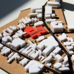 modèle Maquette urbanisme
