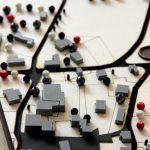 maquette dMaquette Zone de développement 'études