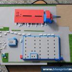 Maquette usine centrale électrique