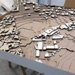 Maquette d'urbanisme Jérusalem