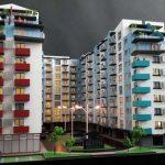 maquette d'architecture promotion immobilière