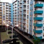 maquette projet de Résidence immobilière