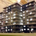 Maquette architecturale résidence immobilière