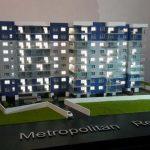 Maquette destination promotion immobilière