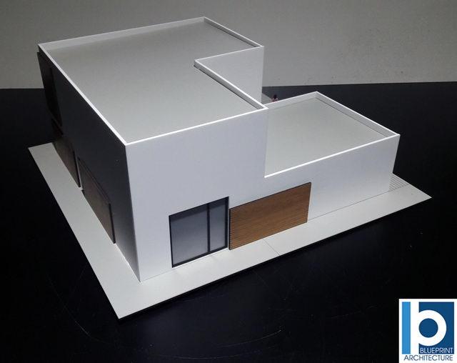Maquette Maison Individuelle Maquettes D Architecture