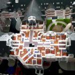 Maquette 3D de promotion immobilière