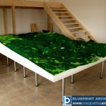 Maquette topographique pour expositions