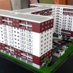 Maquettes résidence des appartements neufs