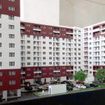 Maquettes résidence appartements neufs