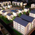 maquette de logement