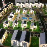 Maquette d'architecture promotionnelle