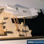 maquette conceptuelle Musée