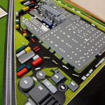 Maquette industriel Usine