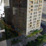 maquette d'architecturePromotion immobilière
