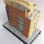 Modèle Immeuble de bureaux