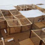 construction Modèle d'espaces modulaires