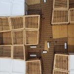 Modèle construction d'espaces modulaires