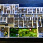plan détaillé l'hôpital pour enfants