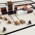 Modèle à l'échelle architecturale