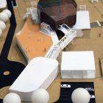 Modèle architectural miniature