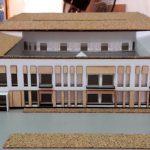 Modèle d'architecture de logement