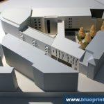 modèle architecturale du centre culturel