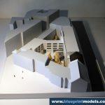 Maquette du futur Centre Culturel