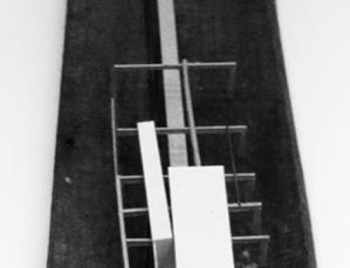 Le métal utilisé comme matériau dans la construction des maquettes d'architecture