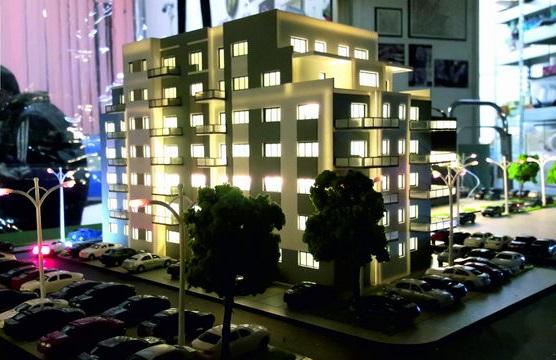 Maquettes d'architecture – Types de maquettes
