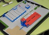 Maquette centrale électrique