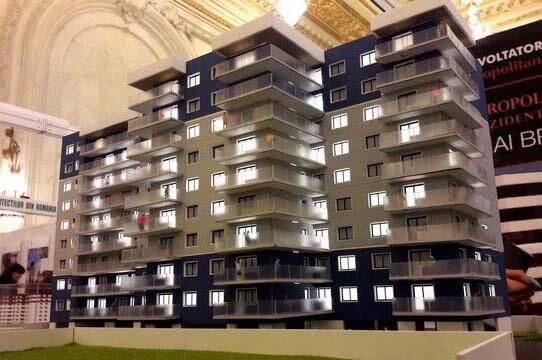 Résidence Métropolitaine – Promotion immobilière