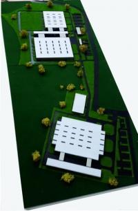 Maquette d'usine Bosch