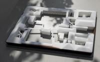 Maquette d'Insertion Urbaine