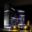 Maquette immeuble bureaux Orhideea Towers