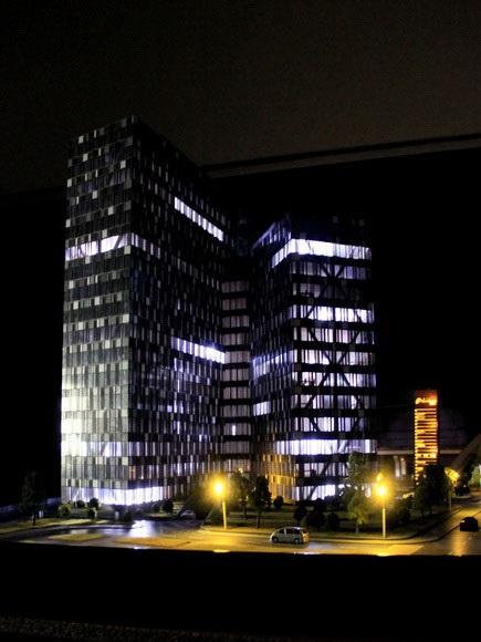 L'objectif d'une Maquette d'architecture