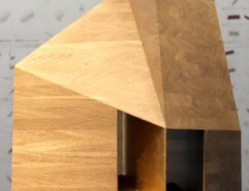 Matériaux utilisés dans les maquettes d'architecture – Le bois