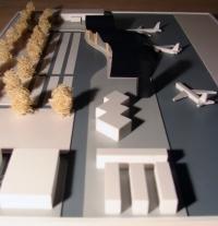 Maquette d'étude Aéroport