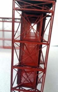 maquette d'ingénierie