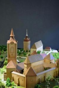L'église fortifiée de Darjiu