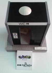 modèle toilette écologique