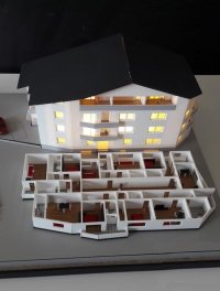 Maquette Residence