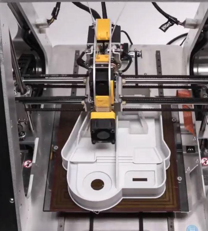 Les machines utilisées dans la réalisation des maquettes d'architecture